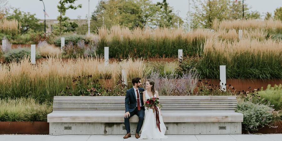 Akron Art Museum wedding Cleveland