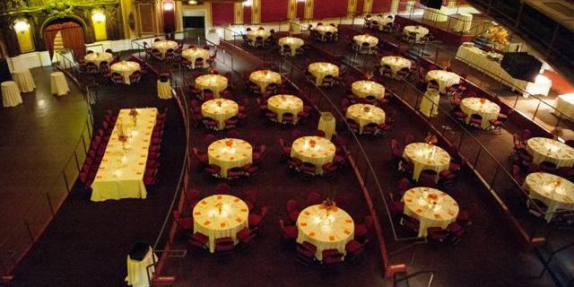 Midland Theatre wedding Kansas City