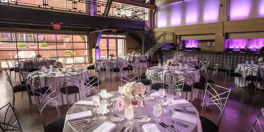 The Ice House wedding Louisville