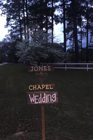 Potter Community Center wedding Columbus