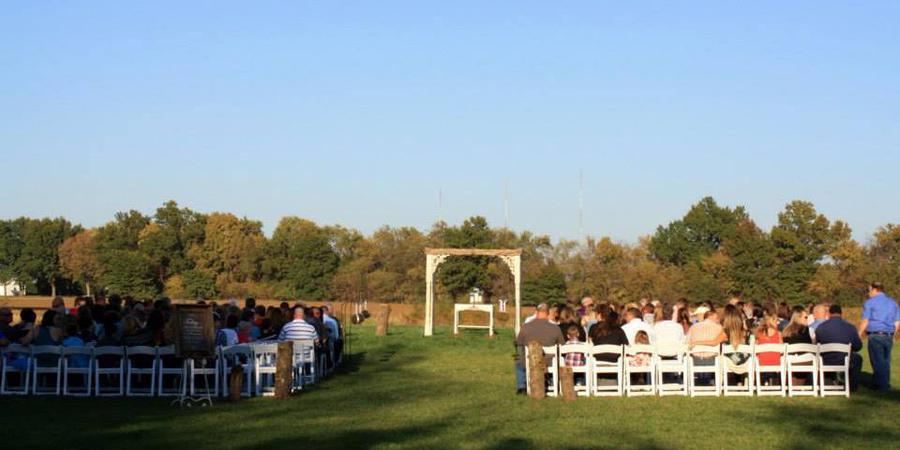 The Barn At Timber Cove wedding Wichita