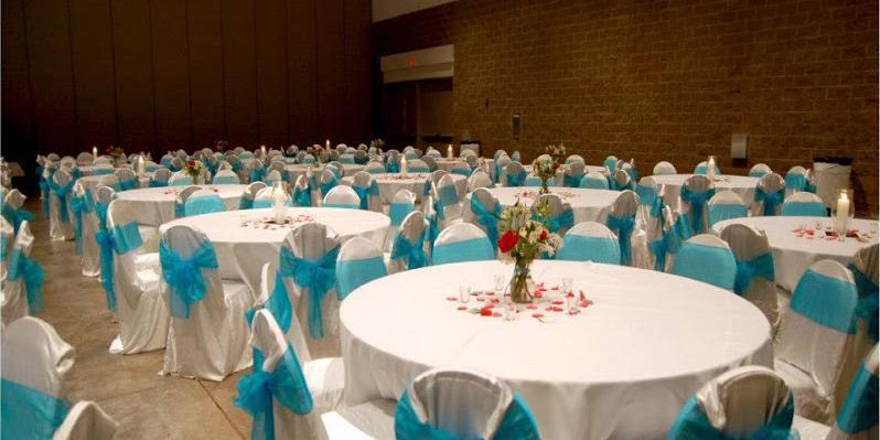 Fort Smith Convention Center wedding Arkansas