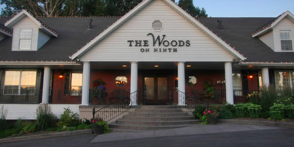 The Woods on Ninth wedding Salt Lake City