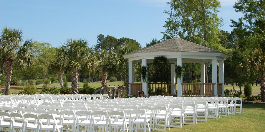 Sea Trail Resort wedding Wilmington