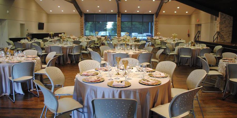 Mike Fretz Event Center wedding Tulsa