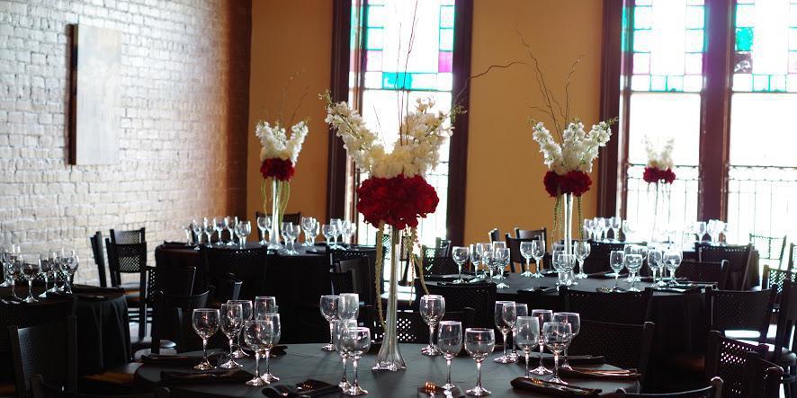Amici Ristorante and Bar wedding New Orleans