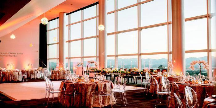 The Tower at Rice Eccles wedding Salt Lake City