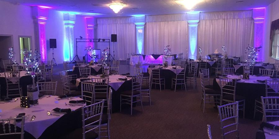 Elegant Events Banquet Center wedding Detroit