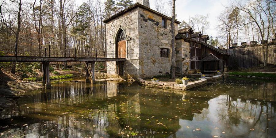 Castle McCulloch wedding Greensboro/Triad