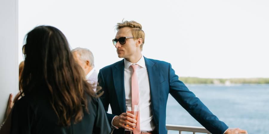 Oconomowoc Lake Club wedding Milwaukee