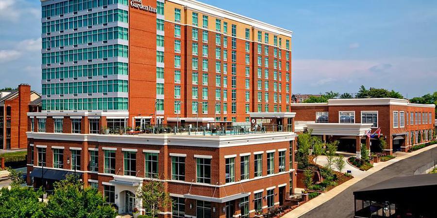 Hilton Garden Inn Nashville Downtown and Convention Center wedding Nashville