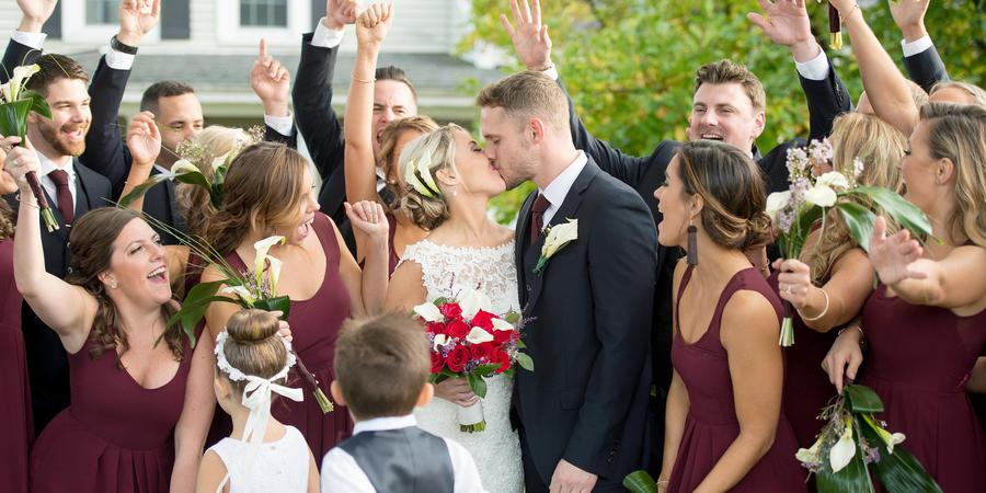 Westford Regency Inn and Conference Center wedding North Shore