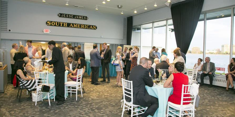 Dossin Great Lakes Museum wedding Detroit