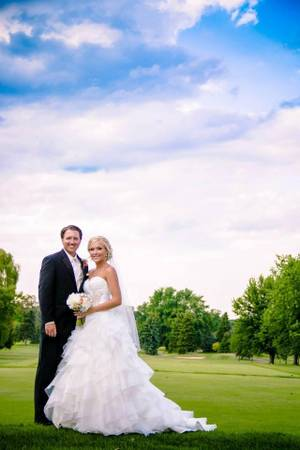 Great Oaks Country Club wedding Detroit