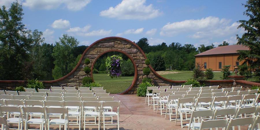 Williams On The Lake wedding Cleveland