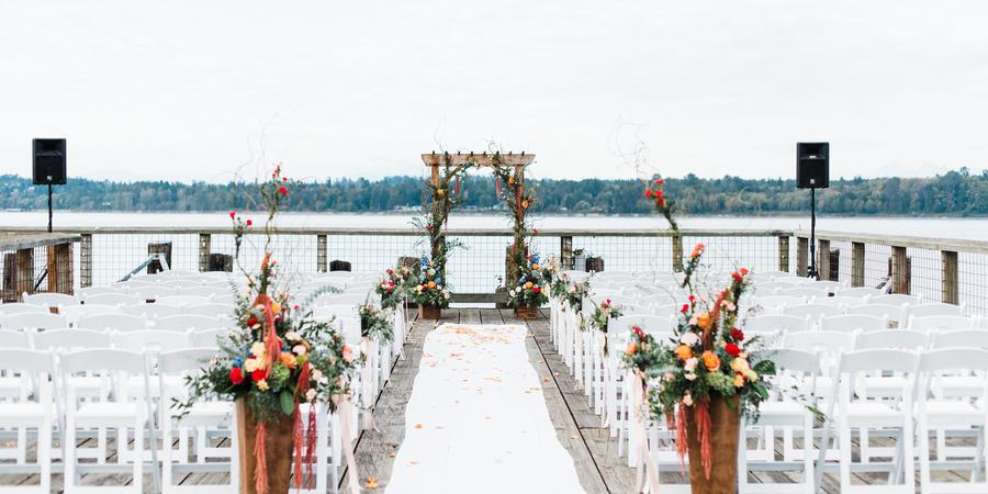 Semiahmoo Resort Golf and Spa wedding Seattle
