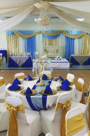 The Majestique Center wedding Charlotte