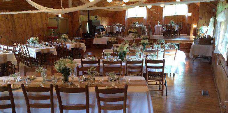 Pisgah View Ranch wedding Asheville