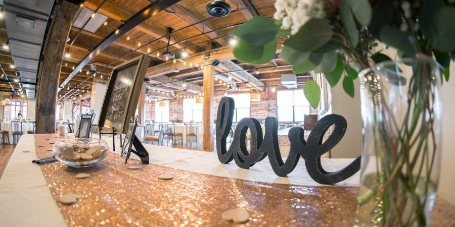 The B.O.B. wedding Grand Rapids