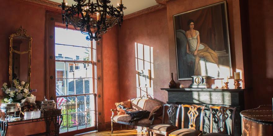 Pat O'Brien's Briar's Suite wedding New Orleans
