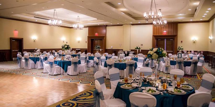 Newport News Marriott at City Center wedding Virginia Beach