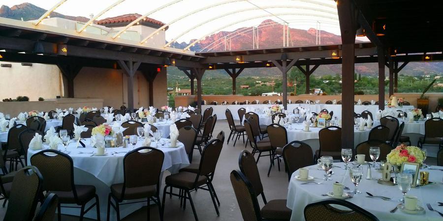Westward Look Wyndham Grand Resort wedding Tucson
