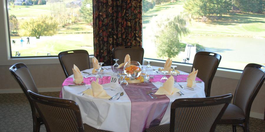 Lexington Golf and Country Club wedding Lexington