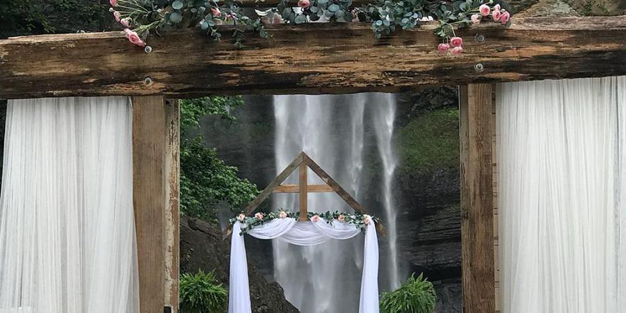 Toccoa Falls College wedding Atlanta