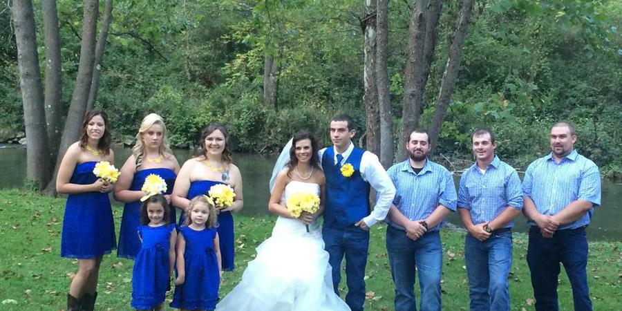 Clinch River Farms wedding Southwest Virginia