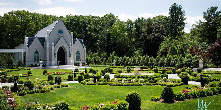 Park Chateau Estate & Gardens wedding North Jersey