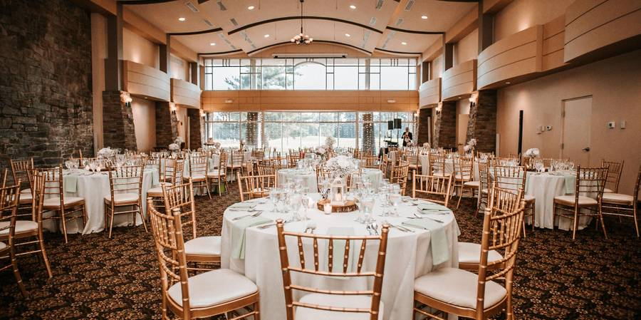 The Woodlands at Algonkian wedding Northern Virginia