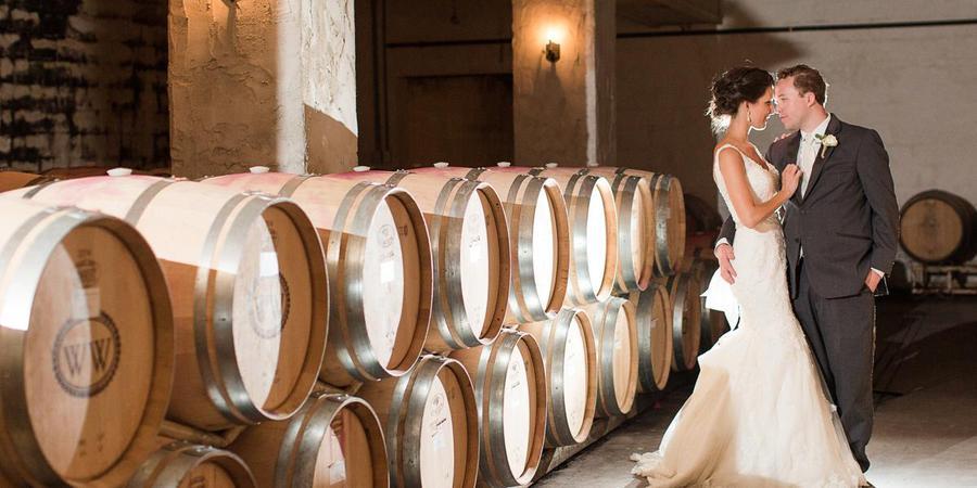 The Williamsburg Winery wedding Virginia Beach