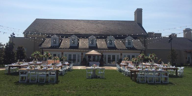 Salamander Resort and Spa wedding Northern Virginia