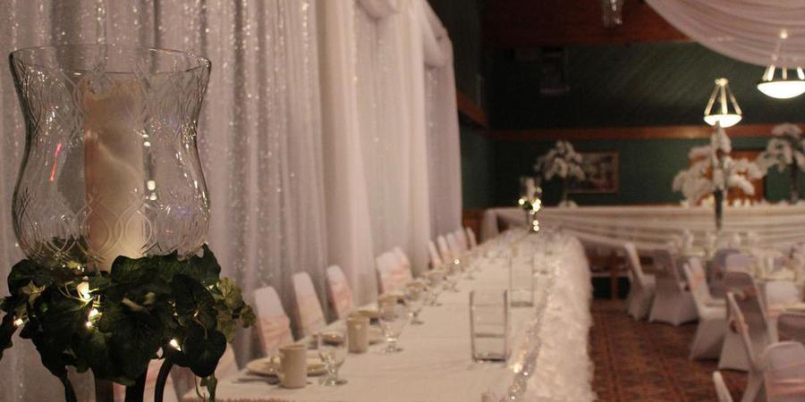 Candlelite Banquet Center wedding Detroit