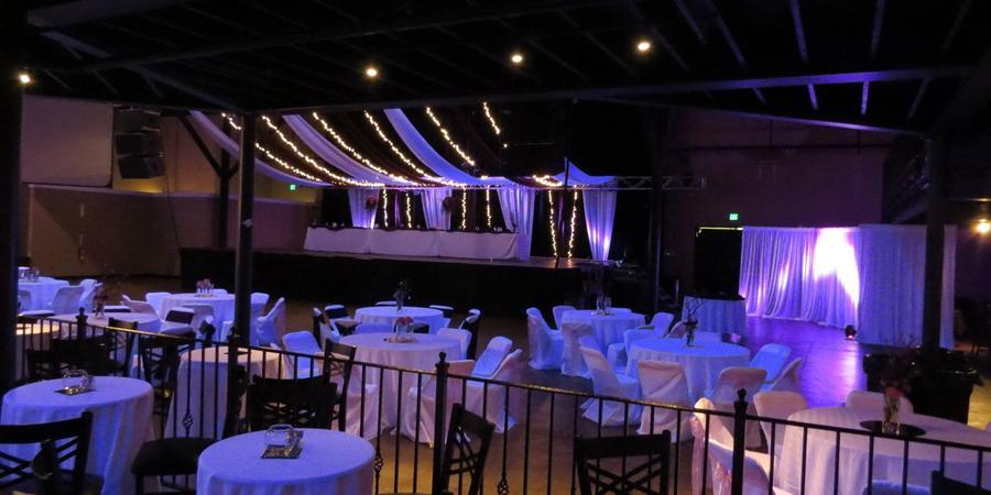 Revolution Concert House and Event Center wedding Idaho