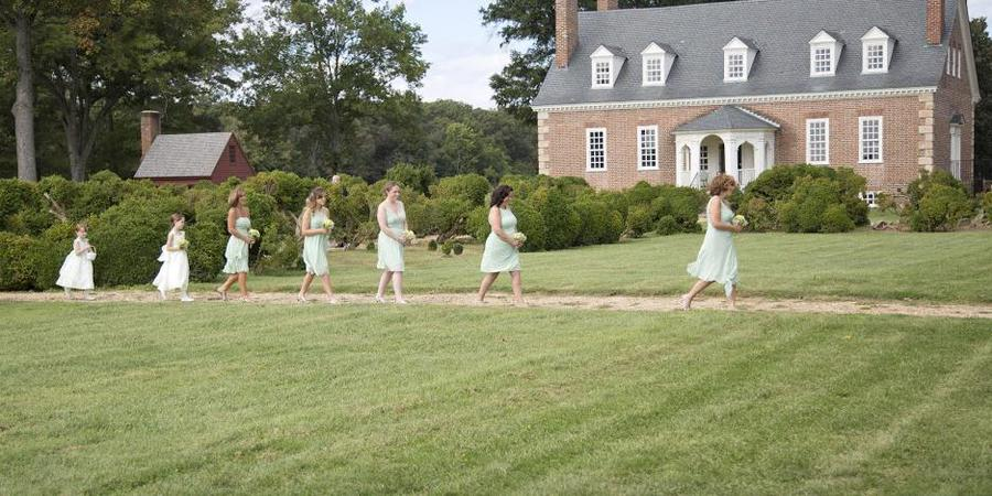 Gunston Hall wedding Northern Virginia