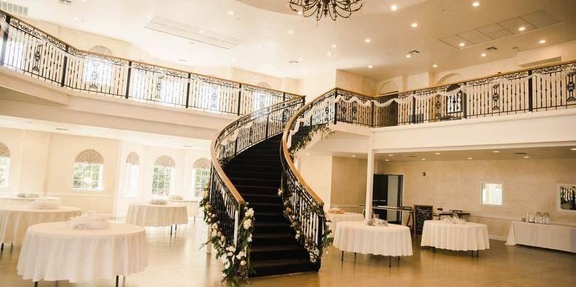 Castle Manor Reception and Event Center wedding Salt Lake City