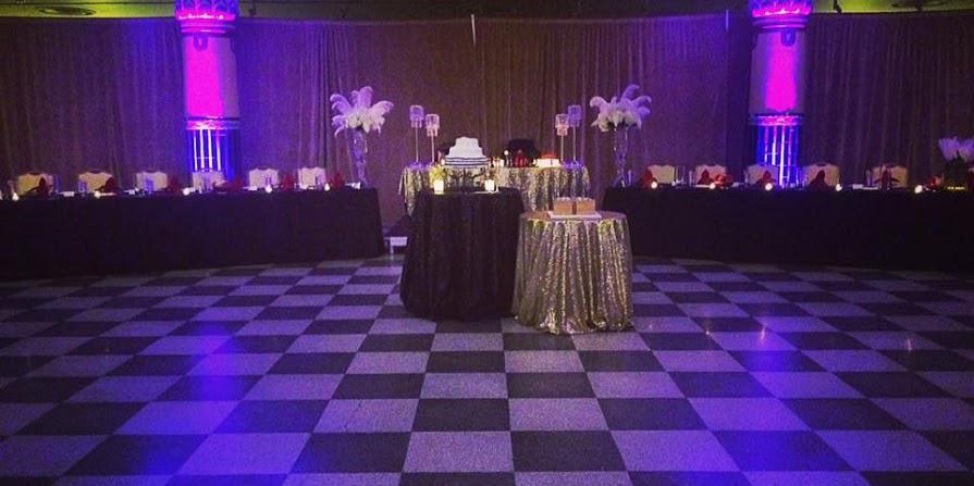 Altria Theater wedding Richmond
