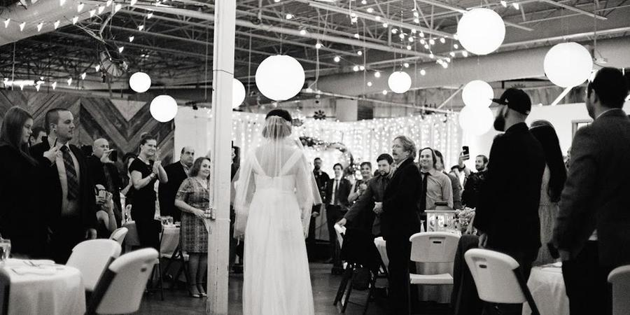 The Rust Belt Market wedding Detroit