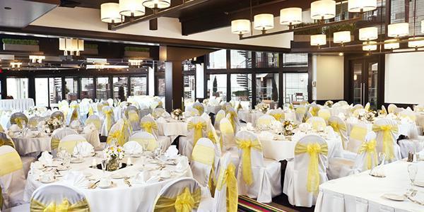 Weber's Inn wedding Detroit