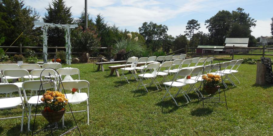 CornerStone Farm wedding Richmond