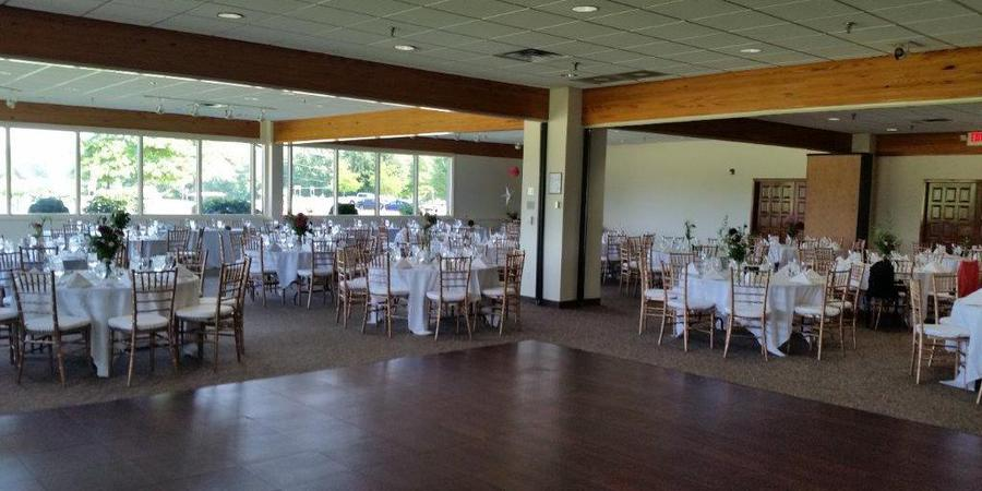 Fellows Creek Golf Club wedding Detroit