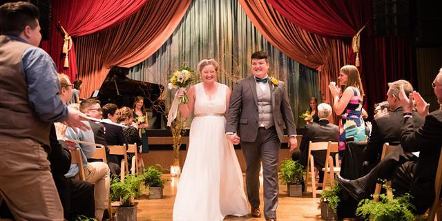 The Barns at Wolf Trap wedding Northern Virginia