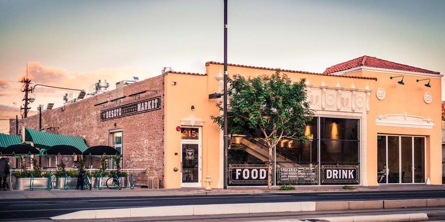 Desoto Central Market wedding Phoenix/Scottsdale