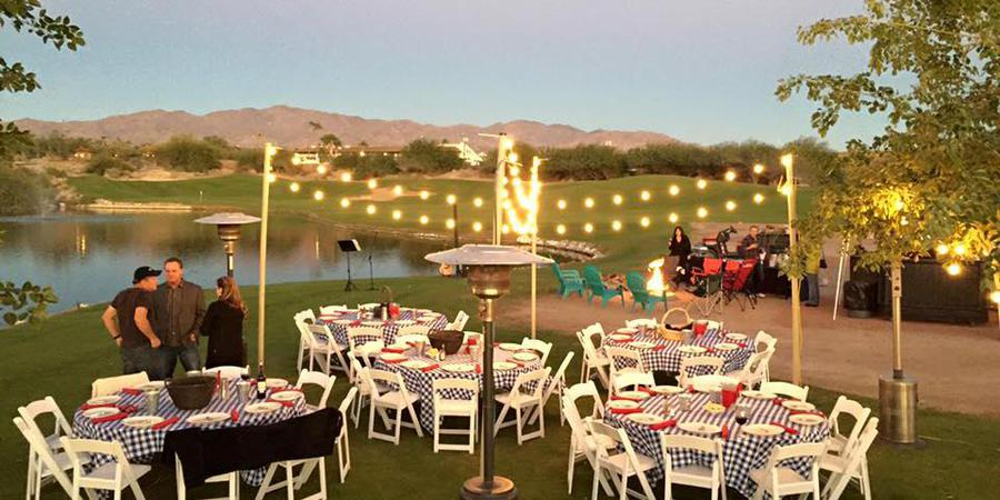 Refuge Golf & Country Club wedding Western Arizona