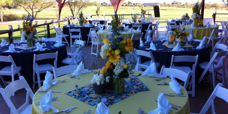 Longbow Golf Club wedding Phoenix/Scottsdale