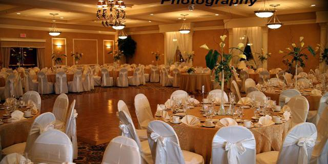 Heritage Ballrooms wedding Philadelphia