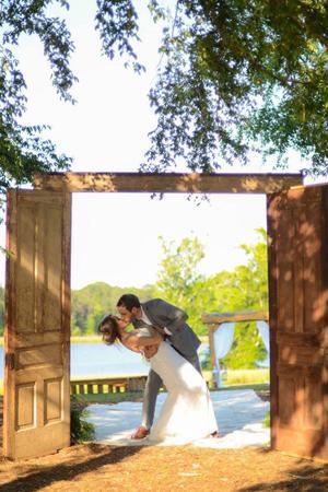 Dream Field Farms wedding Southern Alabama