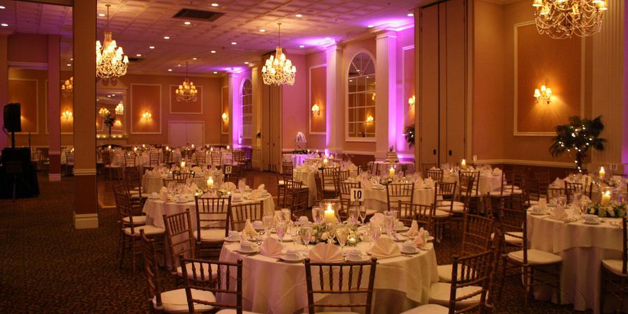 Maggio's Ballroom at Hampton Square wedding Philadelphia