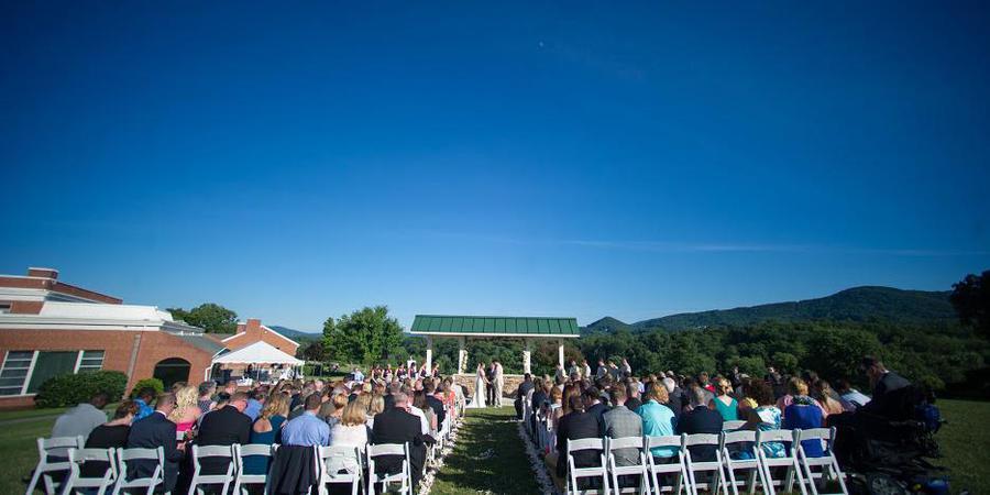 Hidden Valley Country Club (VA) wedding Southwest Virginia